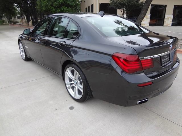 2013 BMW 750i Austin , Texas 12