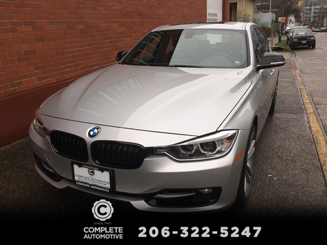 2013 BMW 335i ActiveHybrid 3 Sport Line Technolgy  Premium Packages Save Over $34,772 From New  in Seattle