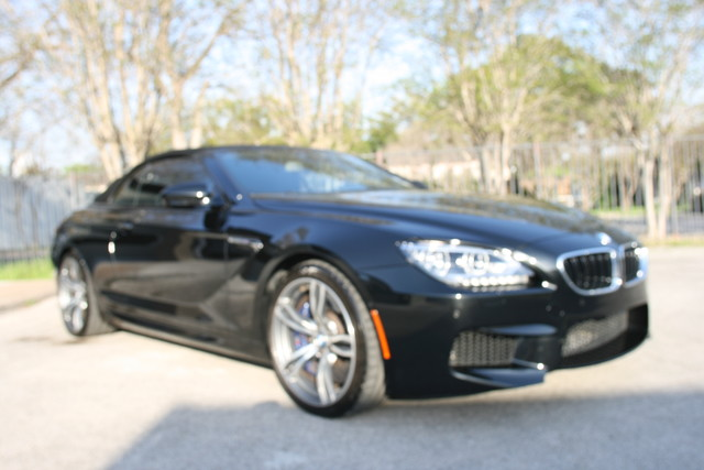 2013 BMW M 6 Convertible Houston, Texas 2
