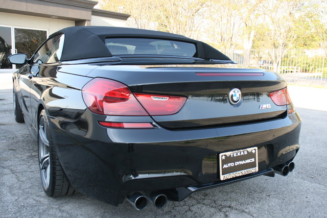 2013 BMW M 6 Convertible Houston, Texas 4