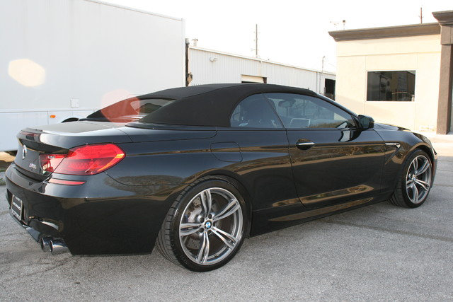2013 BMW M 6 Convertible Houston, Texas 6