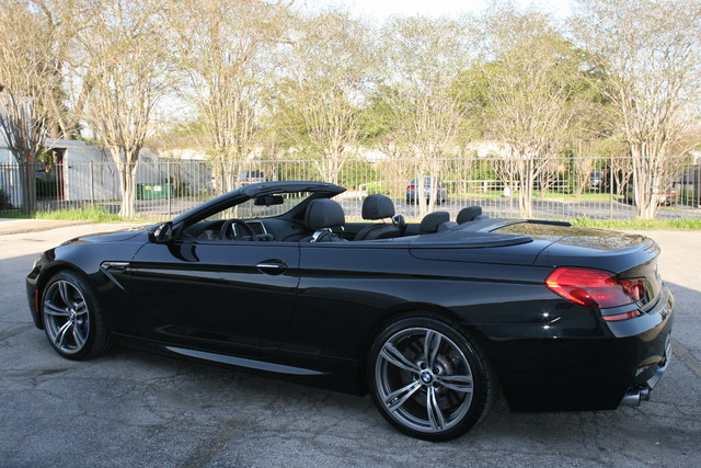 2013 BMW M 6 Convertible Houston, Texas 8