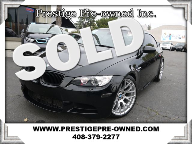 2013 BMW M3 DOUBLE CLUTCH-FULLY LOADED-SMG  in Campbell CA
