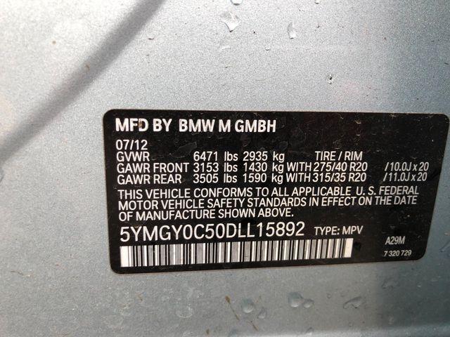 2013 BMW M Models Sterling, Virginia 44