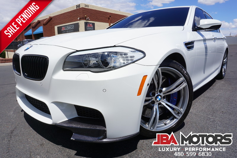 2013 BMW M5 Sedan M Model 5 Series in MESA AZ