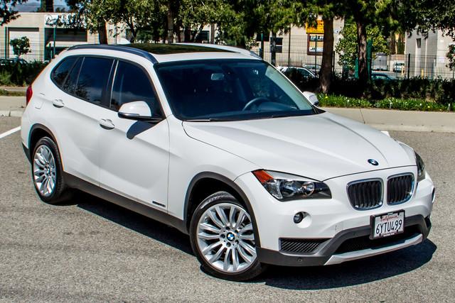 2013 BMW X1 28i AUTO - PREMIUM - PANORAMA - NAVI - 45K MILES Reseda, CA 45
