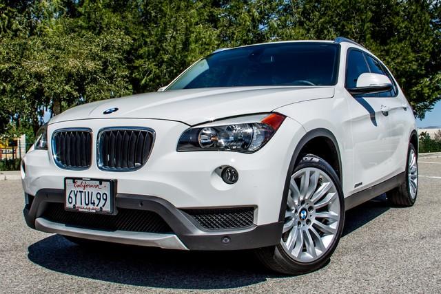 2013 BMW X1 28i AUTO - PREMIUM - PANORAMA - NAVI - 45K MILES Reseda, CA 42