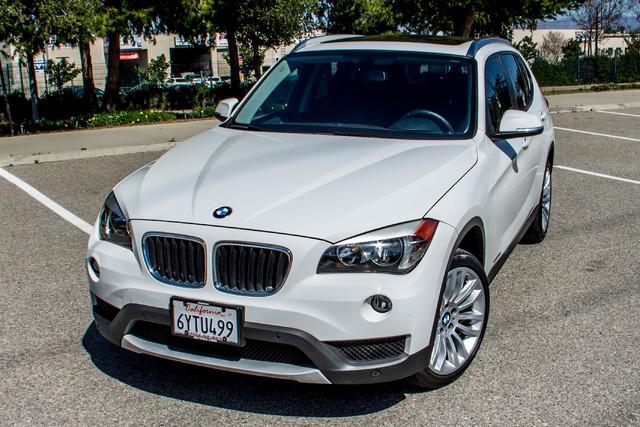 2013 BMW X1 28i AUTO - PREMIUM - PANORAMA - NAVI - 45K MILES Reseda, CA 43