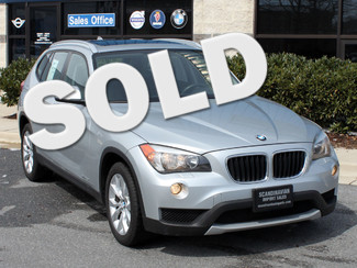 2013 BMW X1 xDrive 28i NAV Rockville, Maryland