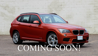 2013 BMW X1 xDrive35i AWD Crossover w/M-SPORT Pkg, Ultimate Pkg, Panoramic Roof & Harman/Kardon Audio in Eau Claire