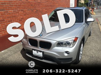 2013 BMW X1 xDrive28i All Wheel Drive Ultimate Driver  Assist Technology Cold Weather Packages HK Stereo Seattle, Washington
