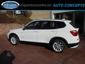 2013 BMW X3 xDrive28i Bridgeville, Pennsylvania 7