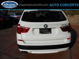 2013 BMW X3 xDrive28i Bridgeville, Pennsylvania 8