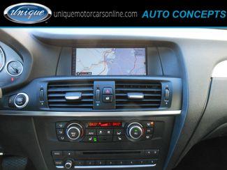 2013 BMW X3 xDrive28i Bridgeville, Pennsylvania 13