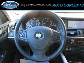 2013 BMW X3 xDrive28i Bridgeville, Pennsylvania 10
