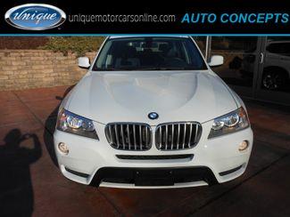 2013 BMW X3 xDrive28i Bridgeville, Pennsylvania 3