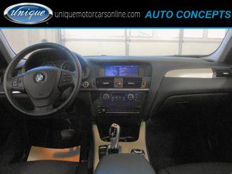 2013 BMW X3 xDrive28i Bridgeville, Pennsylvania 16