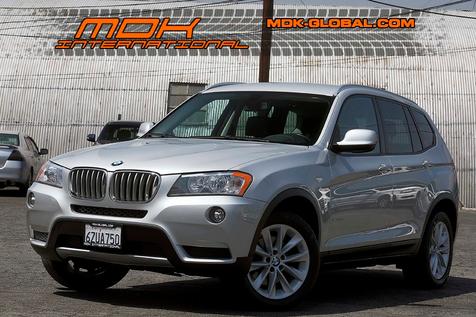 2013 BMW X3 xDrive28i - Navigation - Bluetooth  in Los Angeles