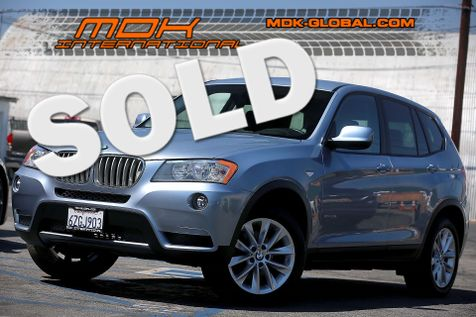 2013 BMW X3 xDrive28i - Bluetooth - Turbo - AWD in Los Angeles