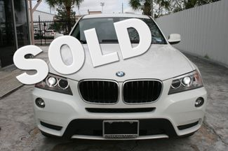 2013 BMW X3 xDrive28i Houston, Texas