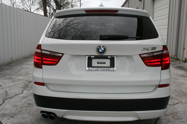 2013 BMW X3 xDrive28i Houston, Texas 4
