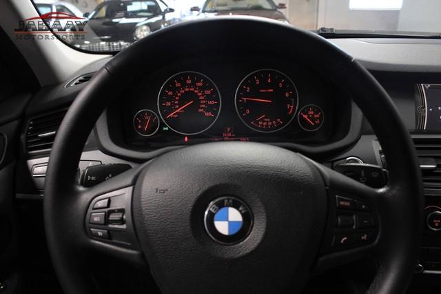 2013 BMW X3 xDrive28i Merrillville, Indiana 17