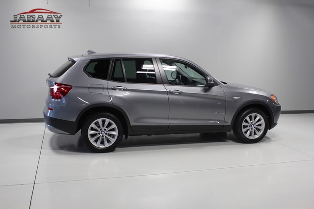 2013 BMW X3 xDrive28i Merrillville, Indiana 39