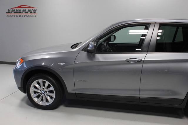 2013 BMW X3 xDrive28i Merrillville, Indiana 30