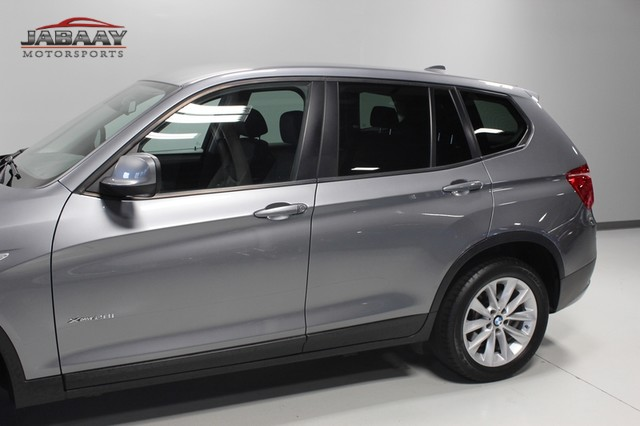 2013 BMW X3 xDrive28i Merrillville, Indiana 31