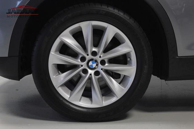 2013 BMW X3 xDrive28i Merrillville, Indiana 42
