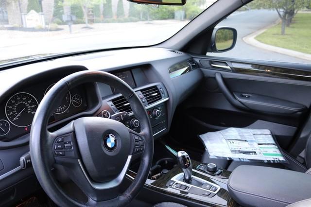 2013 BMW X3 xDrive28i Mooresville, North Carolina 10