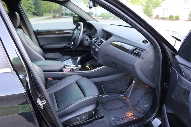 2013 BMW X3 xDrive28i Mooresville, North Carolina 18