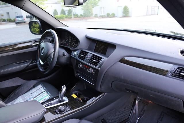 2013 BMW X3 xDrive28i Mooresville, North Carolina 20