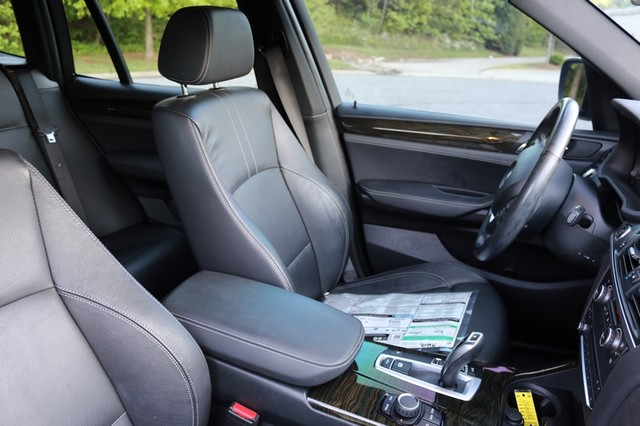 2013 BMW X3 xDrive28i Mooresville, North Carolina 21