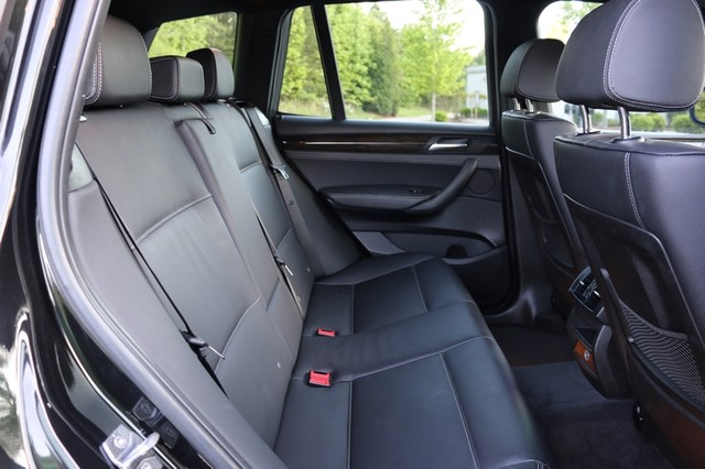 2013 BMW X3 xDrive28i Mooresville, North Carolina 24