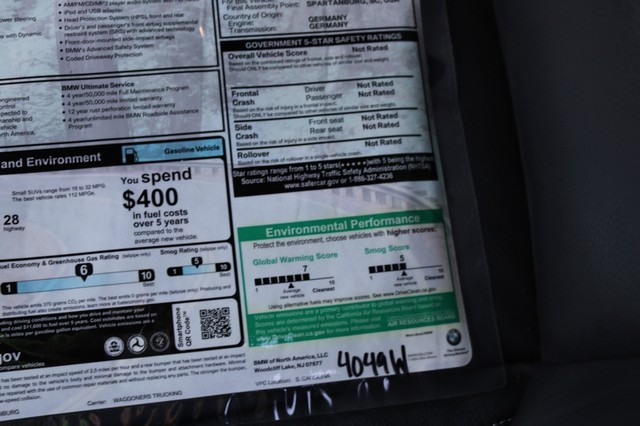 2013 BMW X3 xDrive28i Mooresville, North Carolina 33