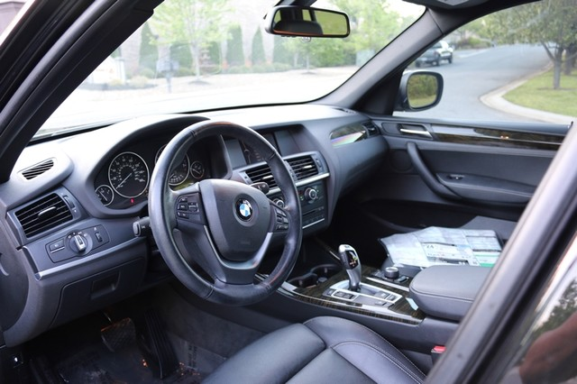 2013 BMW X3 xDrive28i Mooresville, North Carolina 8