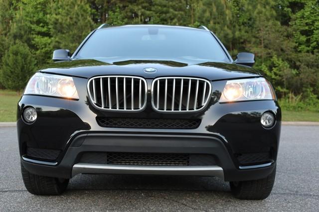 2013 BMW X3 xDrive28i Mooresville, North Carolina 61