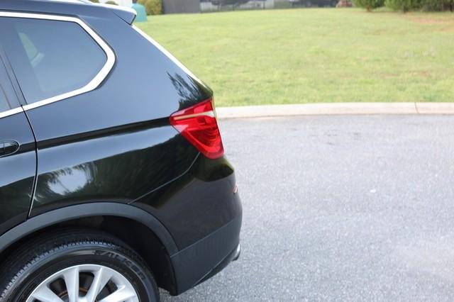 2013 BMW X3 xDrive28i Mooresville, North Carolina 70