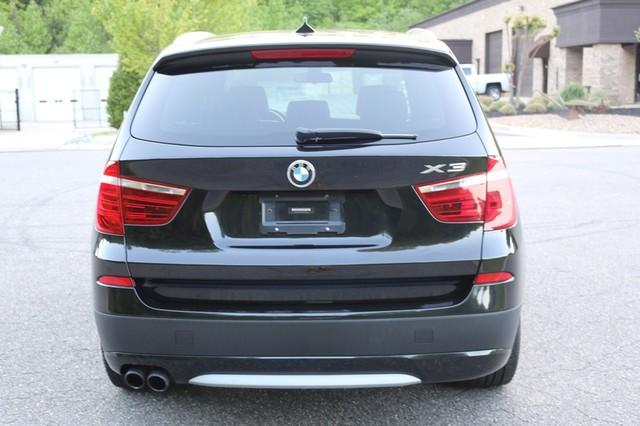 2013 BMW X3 xDrive28i Mooresville, North Carolina 71
