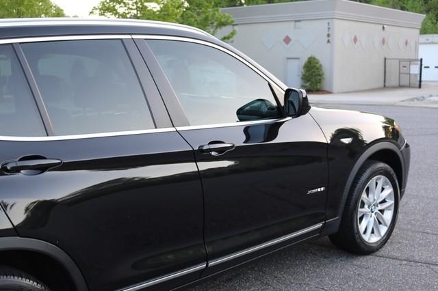 2013 BMW X3 xDrive28i Mooresville, North Carolina 75