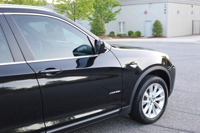 2013 BMW X3 xDrive28i Mooresville, North Carolina 76