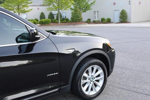 2013 BMW X3 xDrive28i Mooresville, North Carolina 77