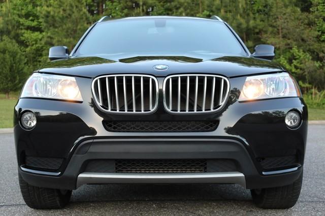 2013 BMW X3 xDrive28i Mooresville, North Carolina 62