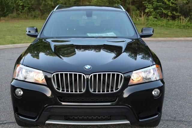2013 BMW X3 xDrive28i Mooresville, North Carolina 63
