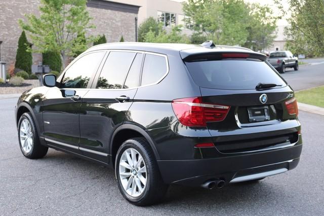 2013 BMW X3 xDrive28i Mooresville, North Carolina 4