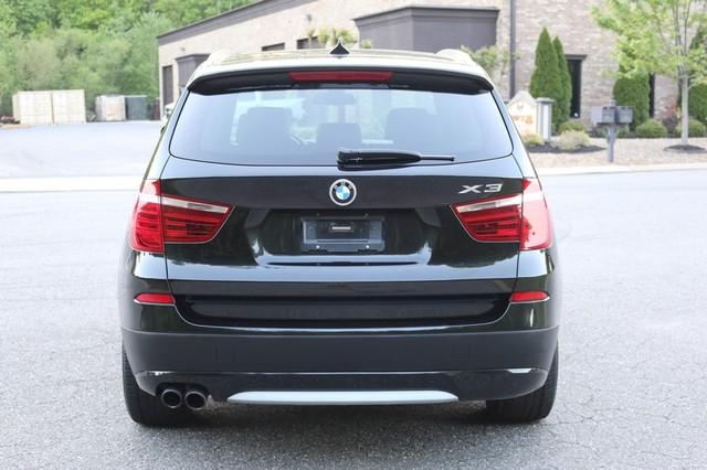 2013 BMW X3 xDrive28i Mooresville, North Carolina 5