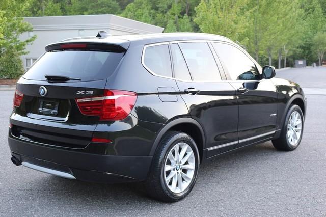 2013 BMW X3 xDrive28i Mooresville, North Carolina 6