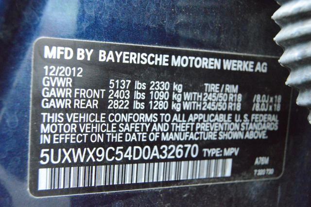 2013 BMW X3 xDrive28i AWD 4dr xDrive28i Richmond Hill, New York 38