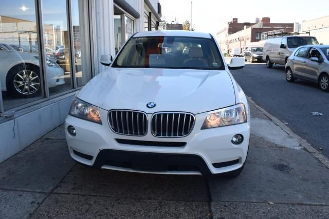 2013 BMW X3 xDrive28i AWD 4dr xDrive28i Richmond Hill, New York 1
